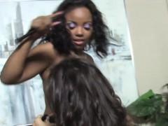 lesbian stace lane punishes sin sage