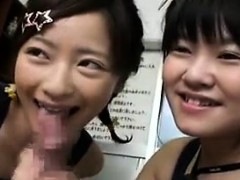 lucky-guy-has-two-pretty-oriental-girls-sucking-and-jerking