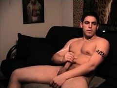 Straight Boy Ethan Jacking