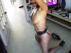 Total Slut Humiliation At Home