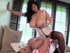 Big Tits Pornstar Sex With Cumshot