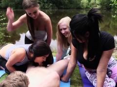 Cfnm Yoga Brit Dominas