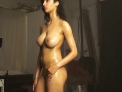 Indian Girl Photoshoot By Oopscams