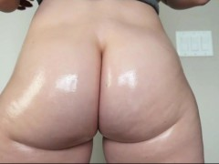 hot butt workout cam model