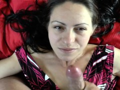 spouse that is great allows she is bathed by him in jizz
