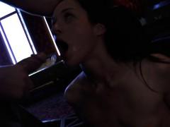 restrained-slut-throated