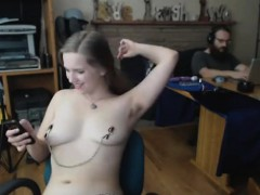 attractive-blonde-musician-woman-gets-nude-on-cam