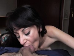 fake cop in uniform nails horny babe