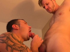 Hunks Brian Bonds And Chip Young Having Hotel Fuck Session