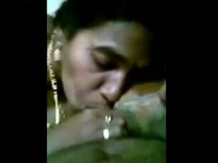 Indian Amateur Gf Sucking Big Brown Cock