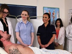 english cfnm nurses tugging and blowing sub
