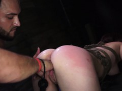 german extreme backdoor helpless bitch kaisey dean was on her way