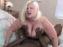 horny-blonde-granny-pleasing-long-black-schlong
