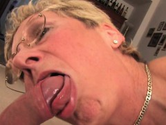 blonde granny gets banged WWW.ONSEXO.COM