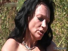 horny-brunette-wife-loves-masturbating-part1