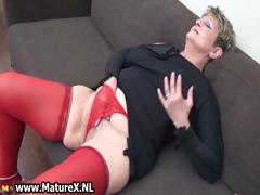 horny-mature-woman-in-red-stockings-part2