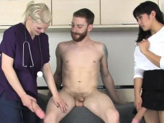 girls drill guys backdoor with monster strapon dildos and blast spun