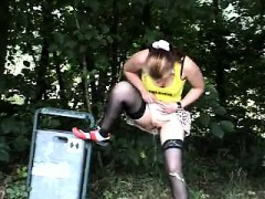 fetish-outdoors-pissing