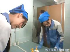 asian-maintenance-girl-goes-in-wrong-part1