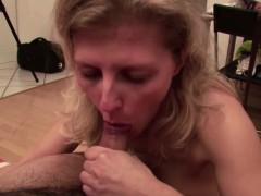 mutter in ihrem ersten privaten porno gefickt und besamt