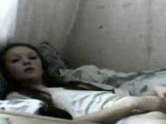 kinky asian woman girl on webcam show