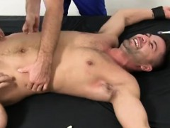 Cigar Fetish Gay Men Xxx Dominic Pacifico Tickled Naked