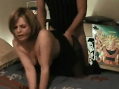 cheating wife deepthroat and nails friend