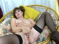 oldnanny-hot-mature-lady-solo-masturbation-showoff