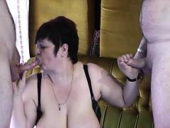 big-tits-mom-threesome-with-cumshot