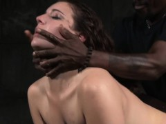 spitroasted-submissive-drooling-on-doms-cock