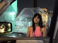 Mofos - Stranded Teens - Stranger Fucks Gia P
