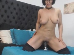 wild-busty-big-ass-latina-fucks-dildo-deep-and-hard