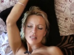 German Hot Milf Get Double Fuck In Privat Homemade Pov Tape