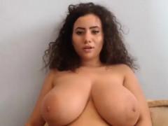 busty-model-bouncing-boobs