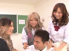 schoolgirl gets fastened up and throat drilled hard