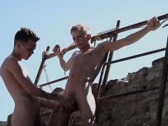 Danish Boy Chris Jansen (aarhus Denmark) Gay Sex 147