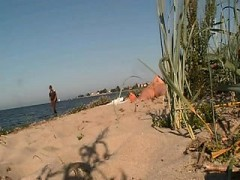 thesandfly public beach sex voyeur