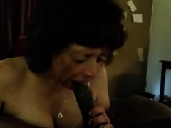 Mature Amateur Wife Homemade Handjob And Fuck With Cum