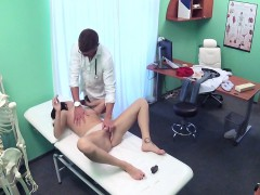 Patient Finished Horny Doctor In Hospital