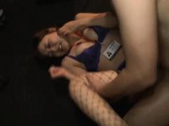 japanese girl blowjob in public bus