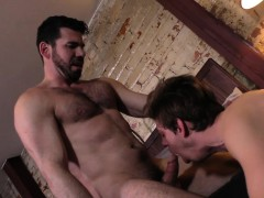 Men.com - Billy Santoro and Michael DelRay -