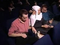 orgy group sex in movie theater pt1 – more on hdmilfcam.com