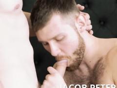 Men.com - Dennis West and Jacob Peterson - Sl