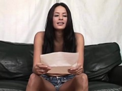 Asian Slut And A Black Schlong