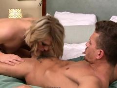 Nervous Shemale Anal Fucked By A Boyfriends Hard Cock