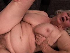 chubby-grandma-jizzed-on-hairy-pussy