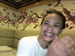 filipina creampie presents miles