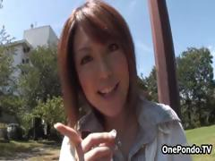 Horny Japanese Teen Babe Joins Part4