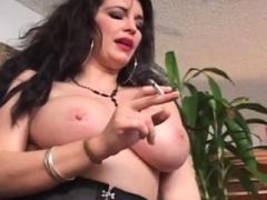 superb bitch facesitting partner in home porn episode scene