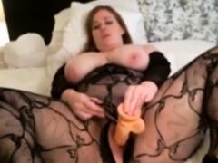 Teen Busty Bbw Masturbating On Webcam
